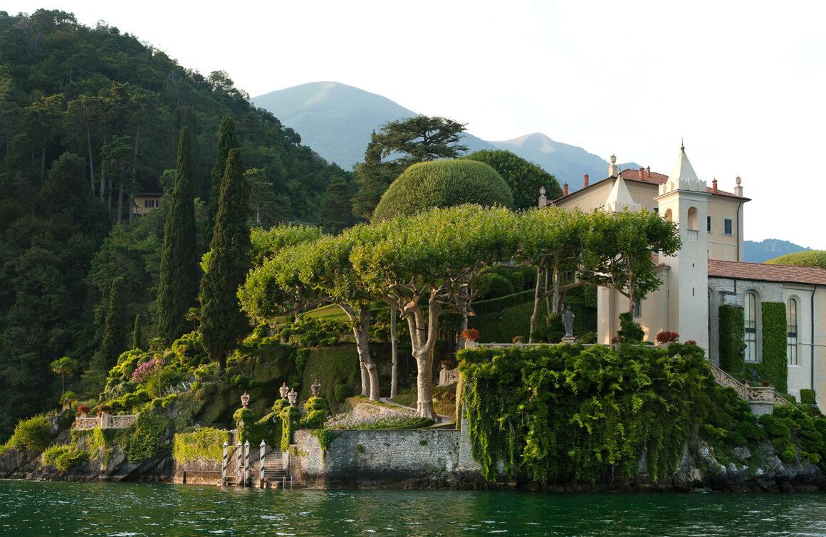 Trip to Villa Balbianello